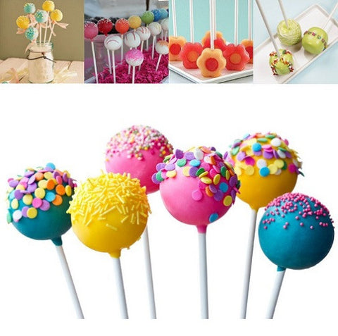 Colorful Pop Sticks for Lollipop Candy