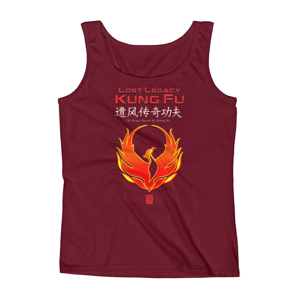 Lost Legacy Kung Fu Ladies' Tank