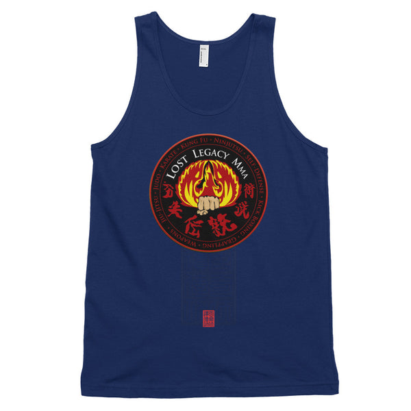Lost Legacy MMA Tank Top