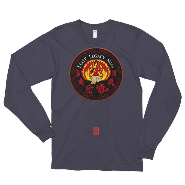 Lost Legacy MMA Long Sleeve T