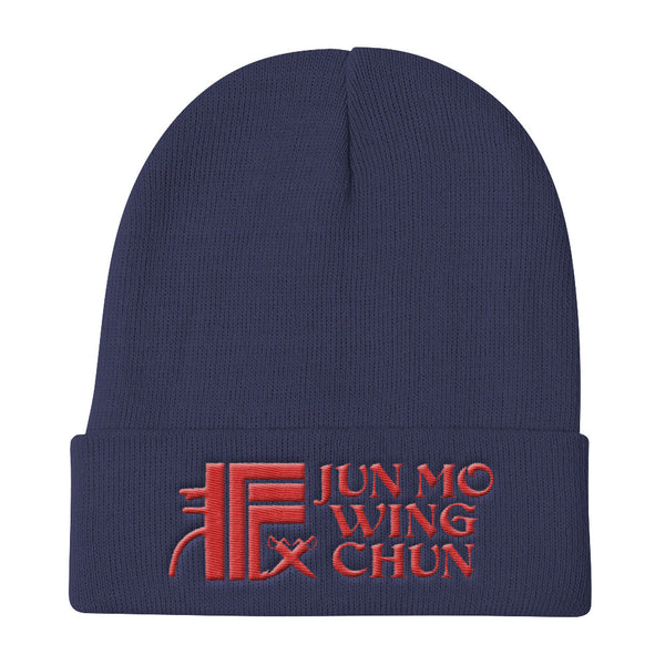 Jun Mo Wing Chun Knit Beanie