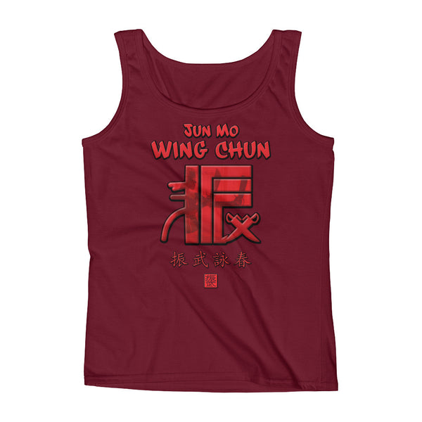 Jun Mo Wing Chun Ladies Tank Swords