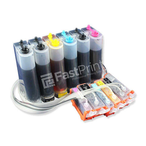 CISS Infus Modifikasi Canon MG6170, MG6270, MG8170 Plus Tinta