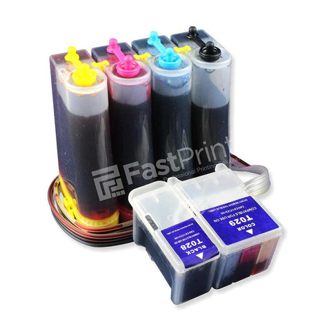 CISS Infus Modifikasi Epson C60, C61, CX3100 Plus Tinta