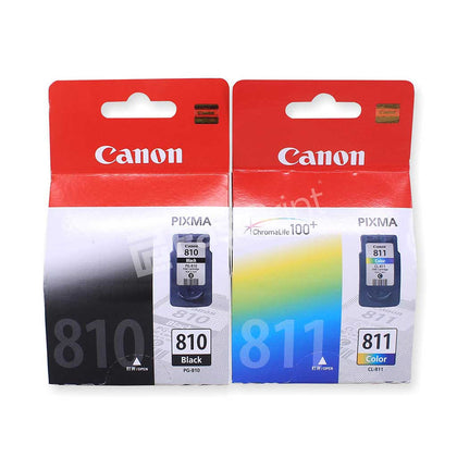 Cartridge Original Canon PG-810 Black, CL-811 Color