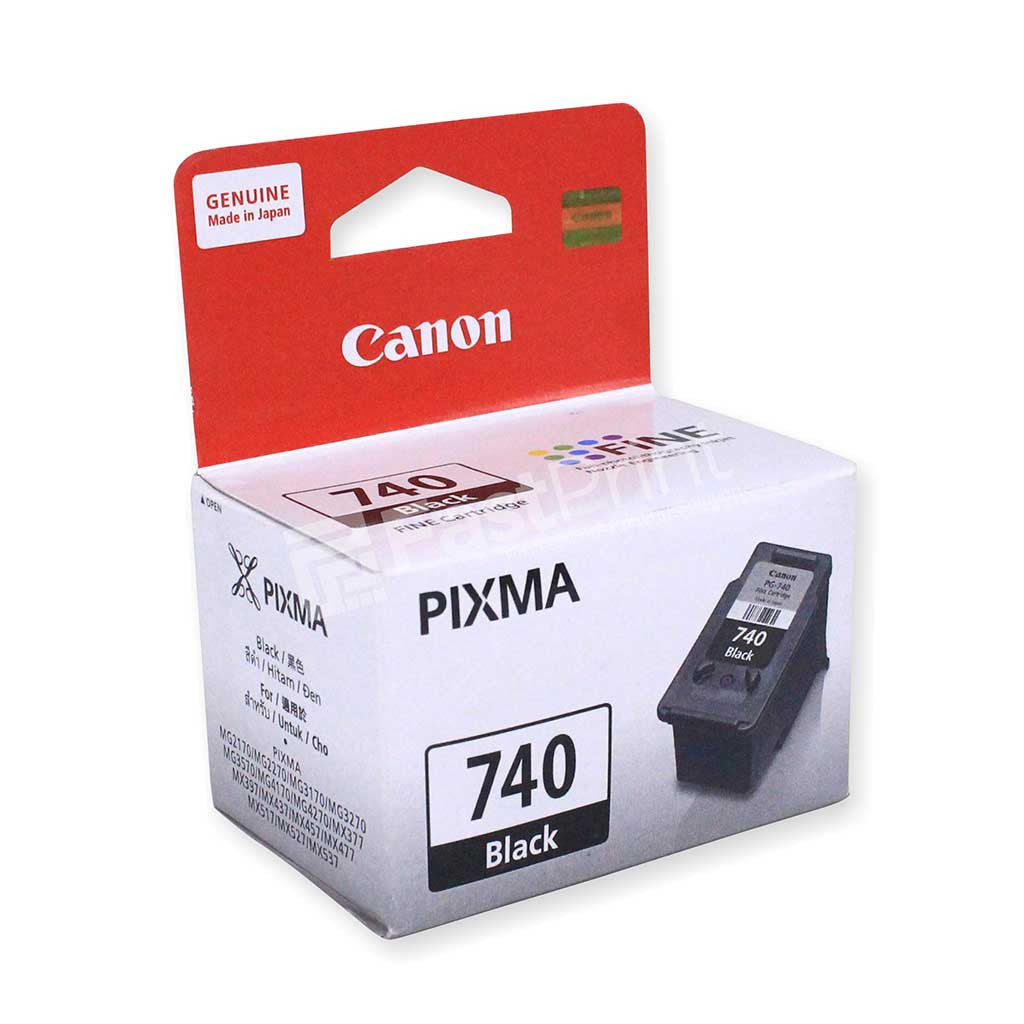 Cartridge Original Canon PG-740 Black, CL-741 Color