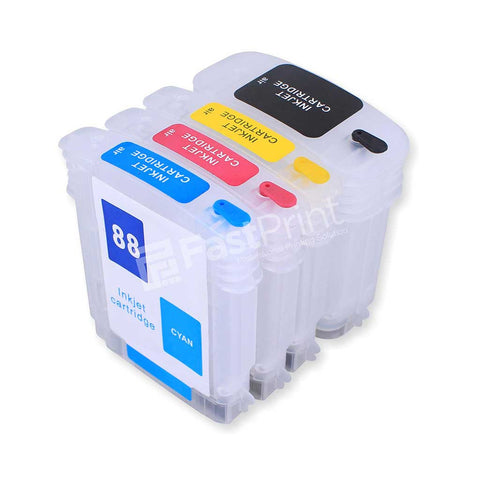 Cartridge MCISS Refillable HP 1000, HP 1100, HP 1200, HP 2200, HP 2230, HP 2250, HP 2280, HP 300, HP 2600, HP 2800 Kosongan