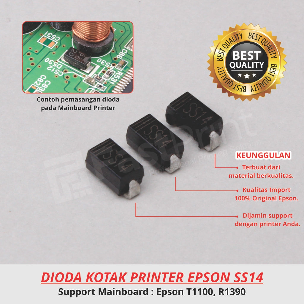 Dioda Mainboard Original Printer Epson