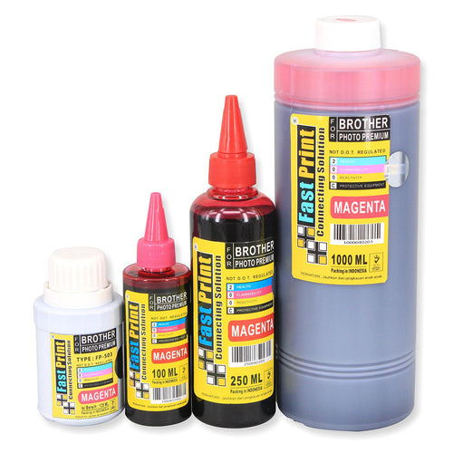 Tinta Dye Based Photo Premium Brother Magenta