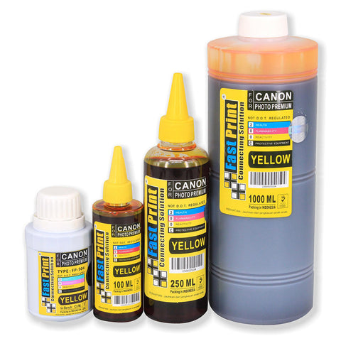 Tinta Dye Based Photo Premium Canon Yellow