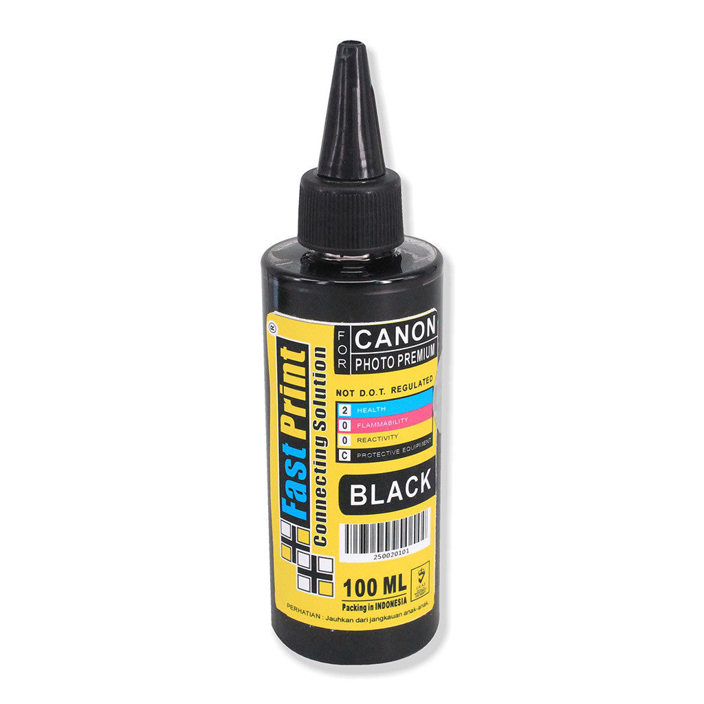 Tinta Dye Based Photo Premium Canon Black
