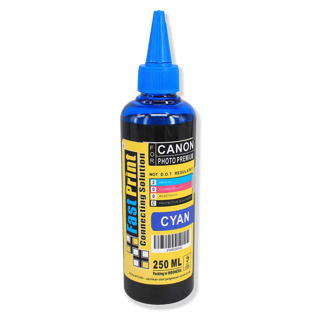 Tinta Dye Based Photo Premium Canon 250 ML 250ML