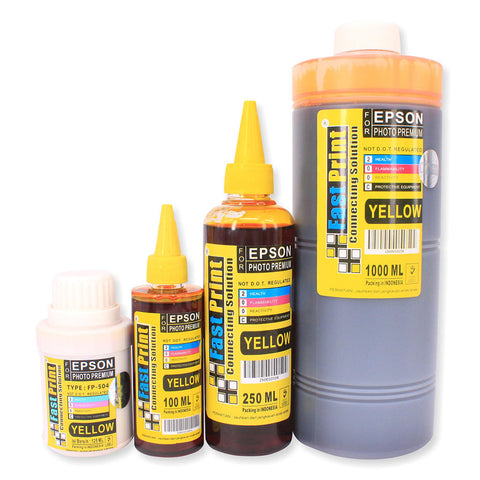 Tinta Dye Based Photo Premium Epson Yellow