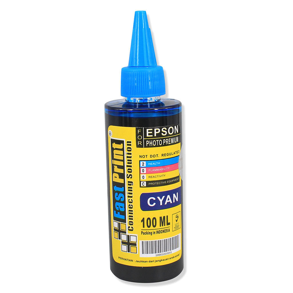 Tinta Dye Based Photo Premium Epson Cyan
