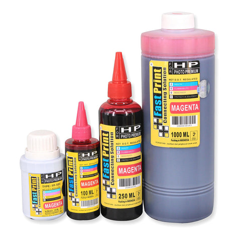 Tinta Dye Based Photo Premium HP Magenta