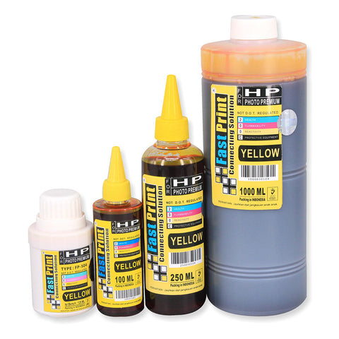 Tinta Dye Based Photo Premium HP Yellow