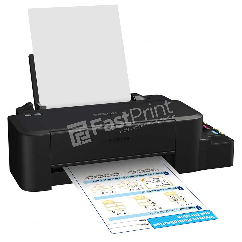 Printer Epson L120 Single Function Inkjet