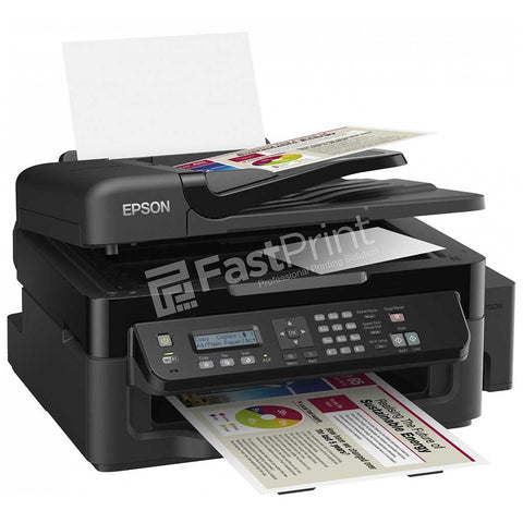 Printer Epson L555 All in One Inkjet Printer