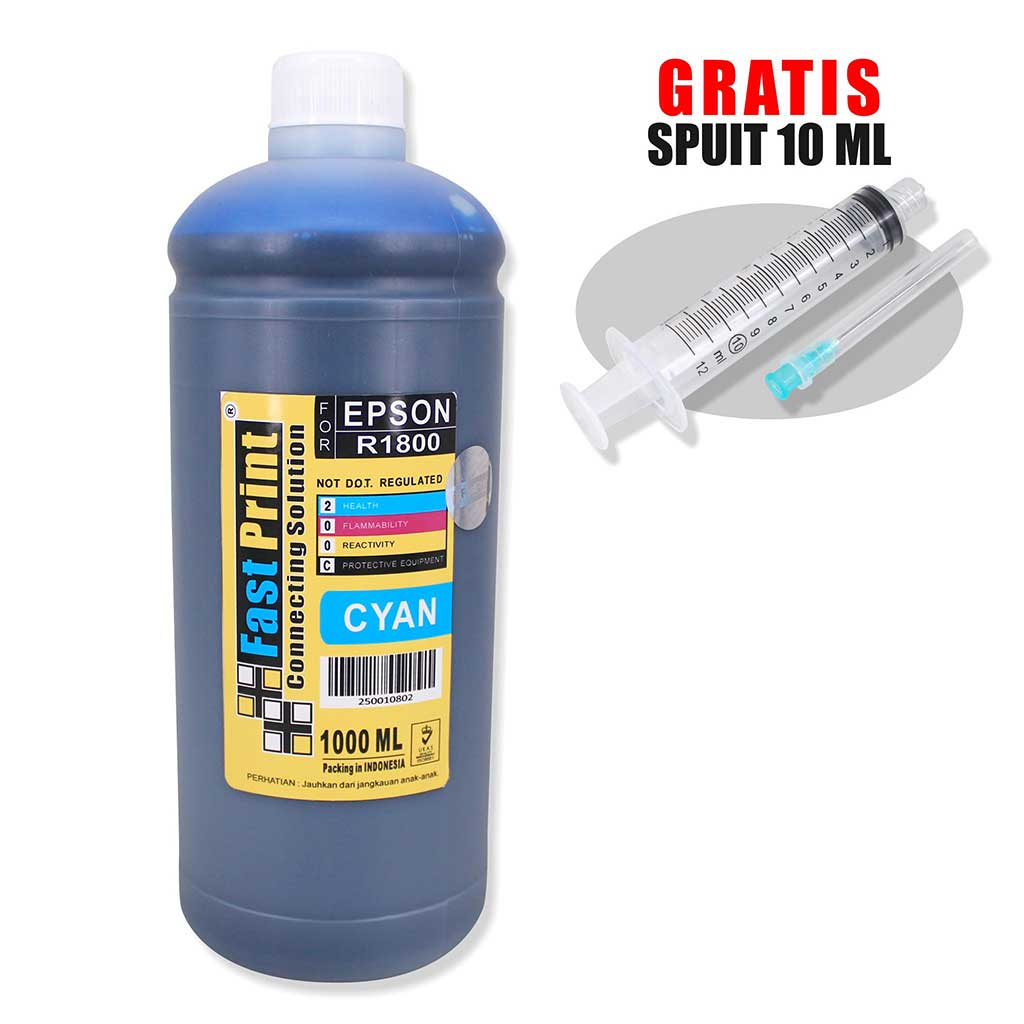 Tinta Dye Based Photo Premium Epson R1800 1000 ML