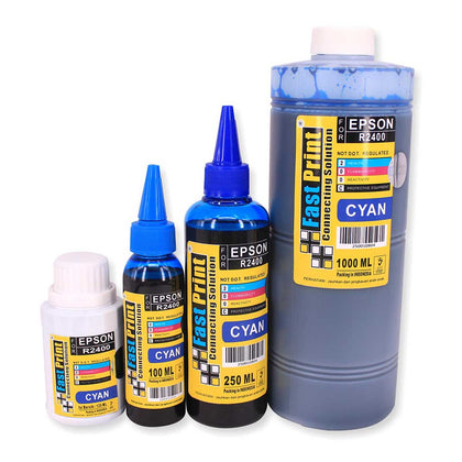 Tinta Dye Based Photo Premium Epson R2400 Cyan