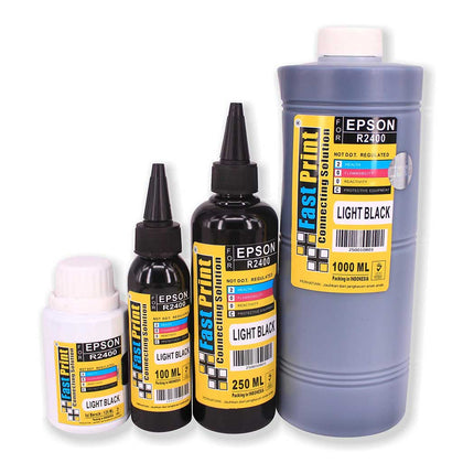 Tinta Dye Based Photo Premium Epson R2400 Light Black