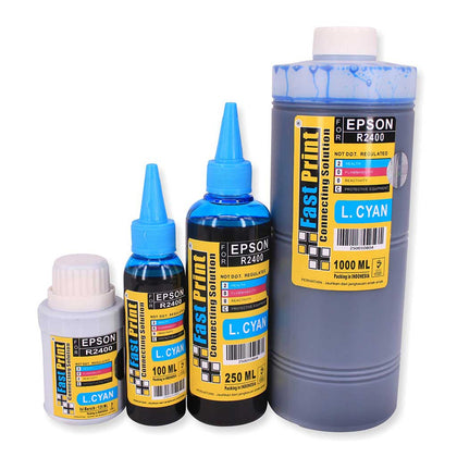 Tinta Dye Based Photo Premium Epson R2400 Light Cyan