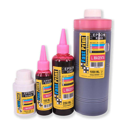 Tinta Dye Based Photo Premium Epson R2400 Light Magenta