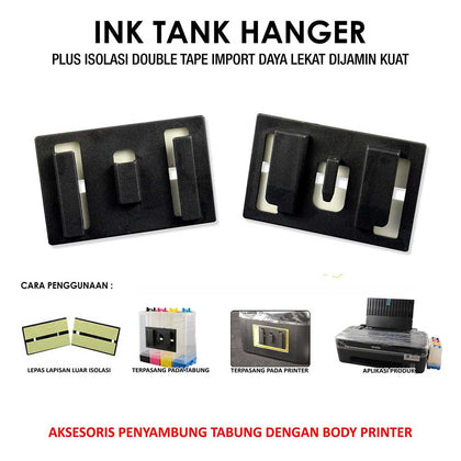 Ink Tank Hanger Plus Double Tape Import
