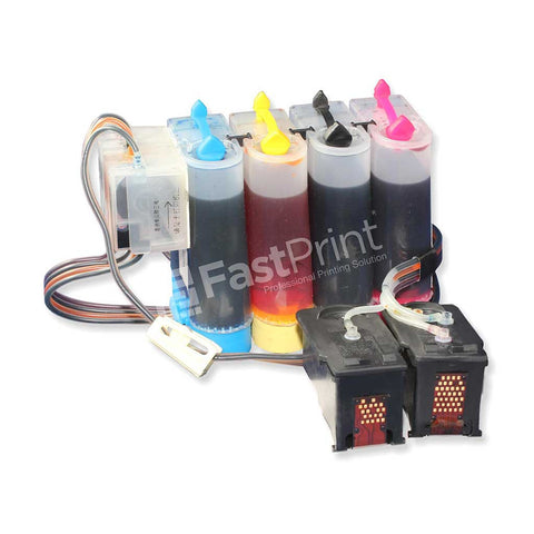 CISS Infus Modifikasi Canon IP2770, MP258, MP276, MP296, MP496, MX328, MX347, MX357 Plus Tinta