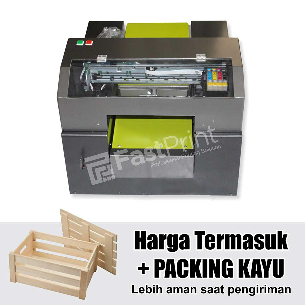 Printer DTG Direct to Garment Ukuran A3+