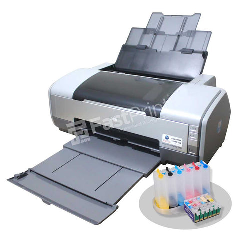 Paket Printer Modifikasi Epson Stylus Photo 1390 / R1390