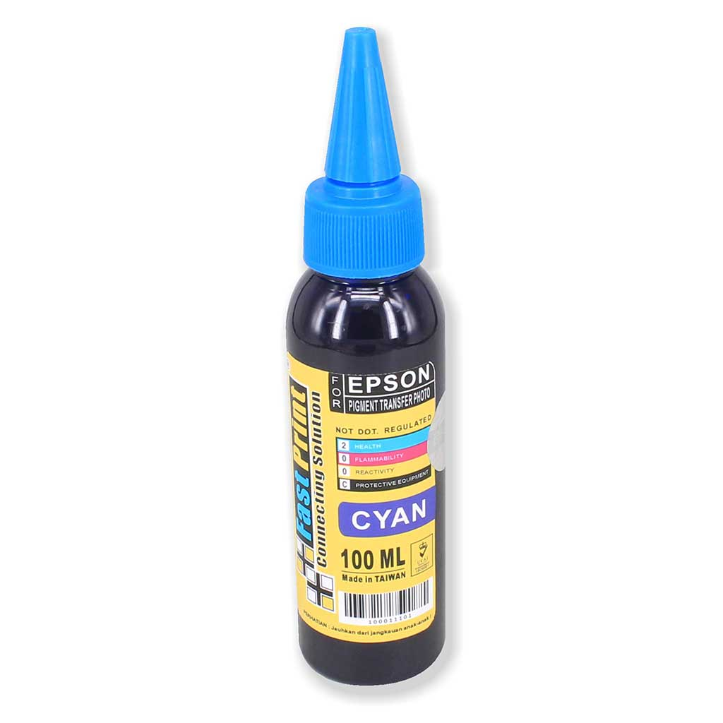 Tinta Pigment Transfer Photo Taiwan 250 ML 250ML