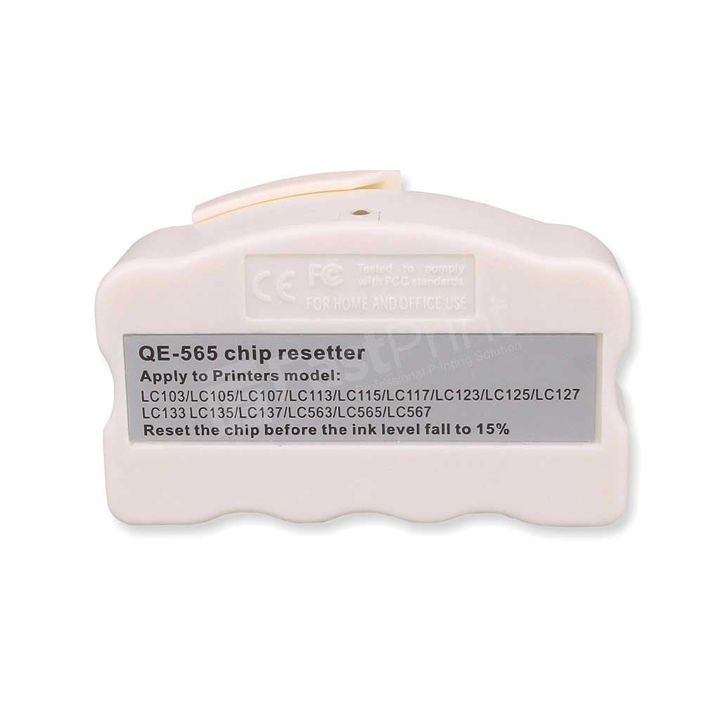 Resetter Chip Cartridge Original Printer Brother MFC J2510, MFC 3520, MFC 3720