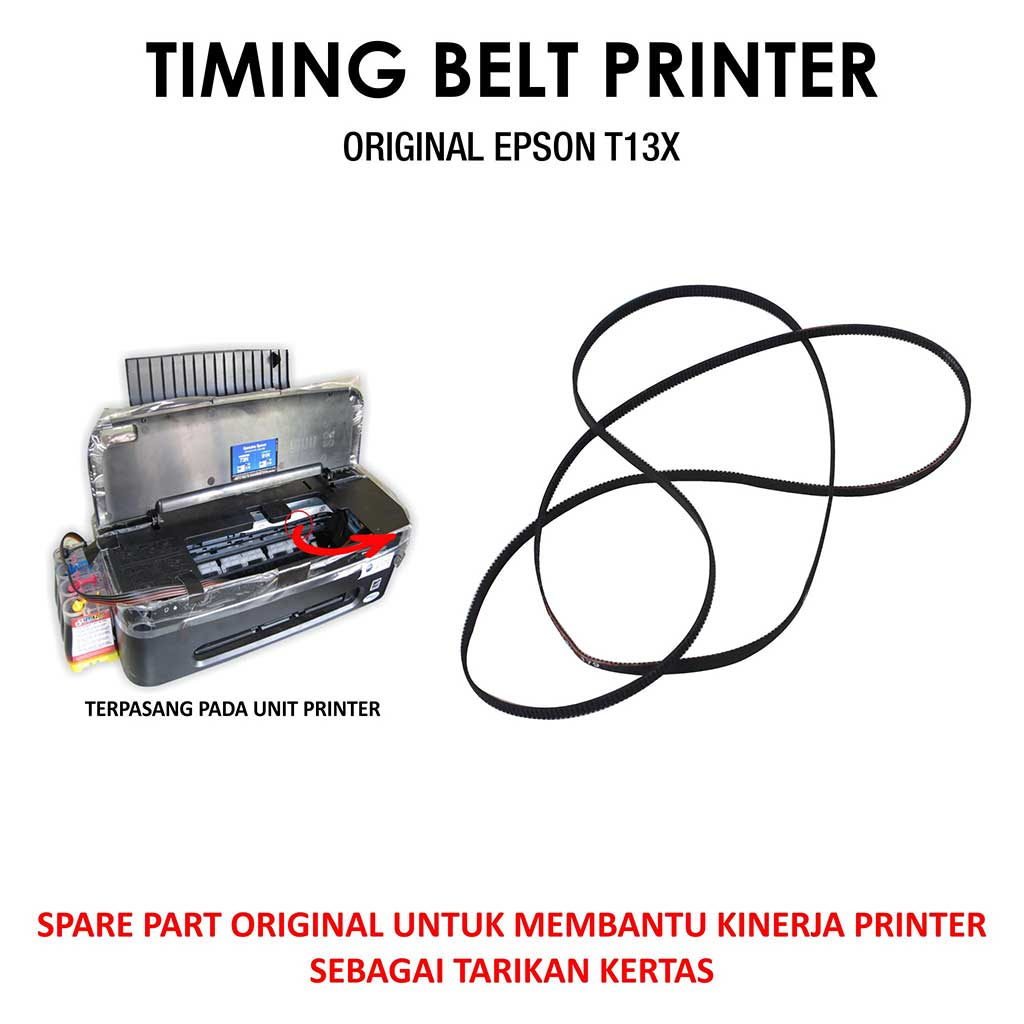 Timing Belt Original Epson T13, T13X, L100