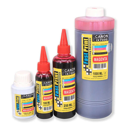 Tinta Dye Based Photo Premium Canon IX7000 Magenta