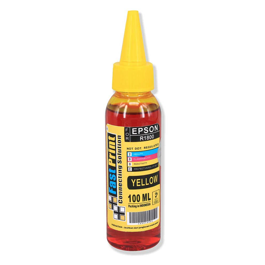Tinta Dye Based Photo Premium Epson R1800 Yellow