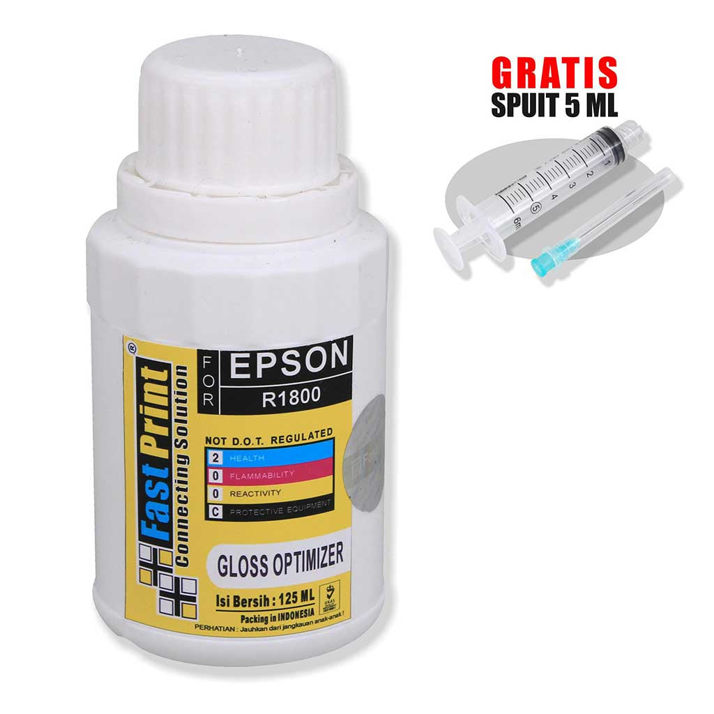 Tinta Dye Based Photo Premium Epson R1800 Gloss Optimizer