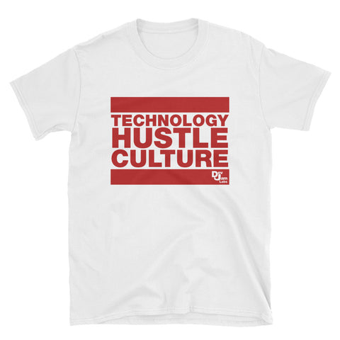 Dev Jam Labs Red Short-Sleeve Unisex T-Shirt