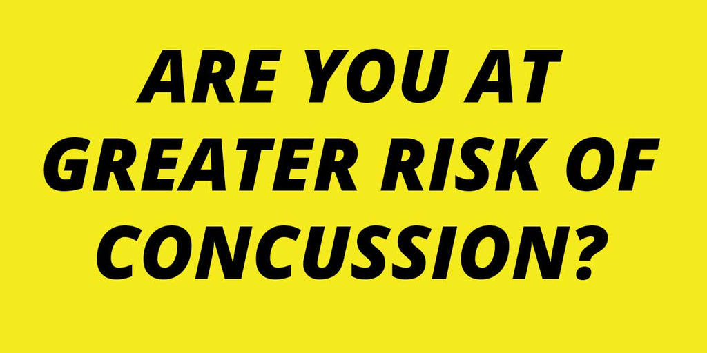 Are women at greater risk of concussion than men?
