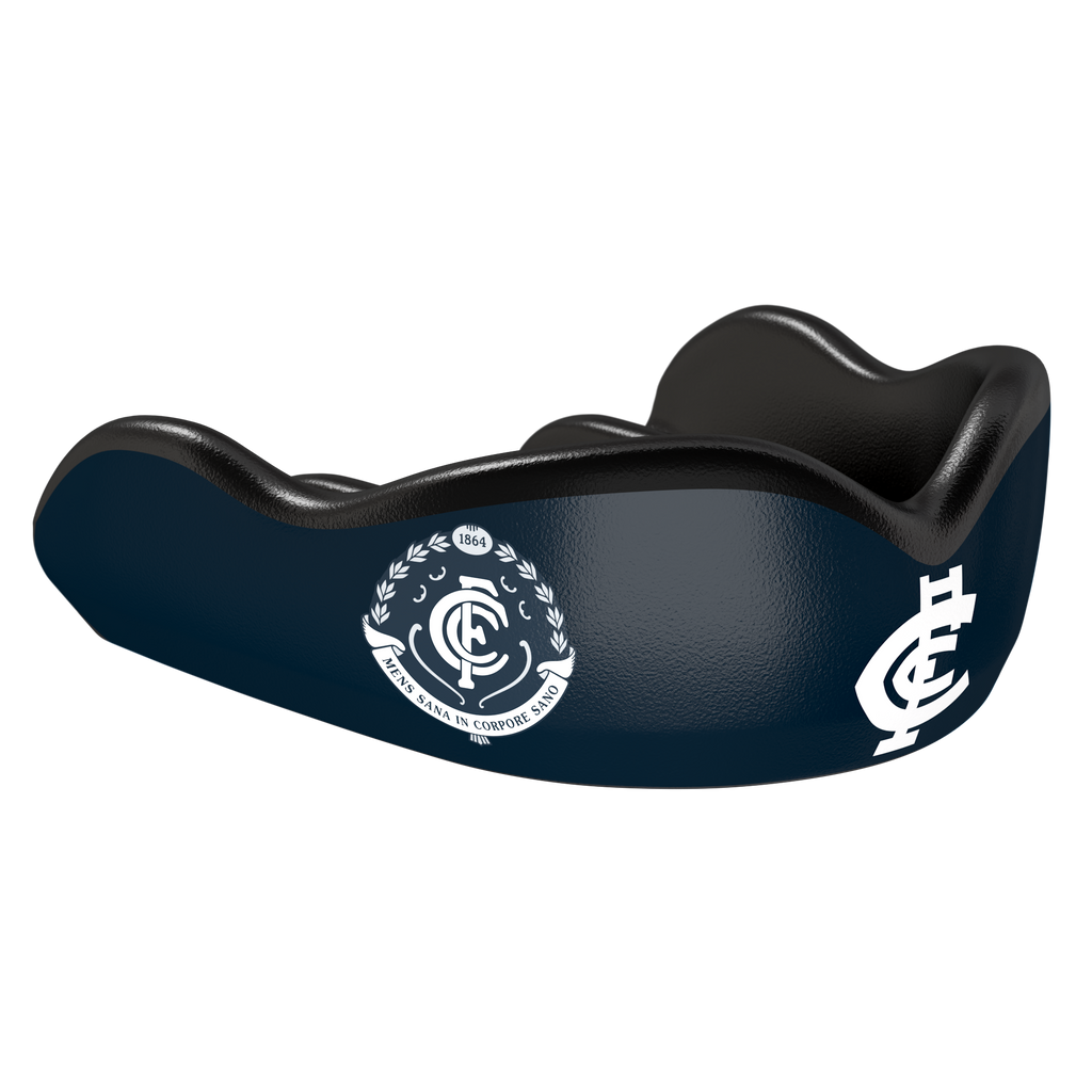 Carlton AFL Custom Mouthguard