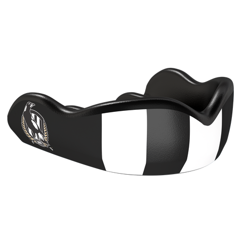 Collingwood AFL Custom Mouthguard