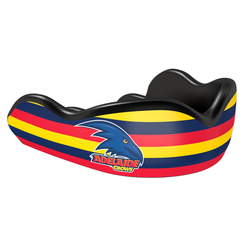 Crows AFL Boil & Bite Mouthguard