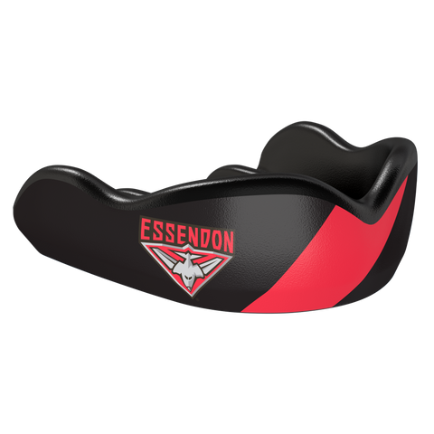 Essendon AFL Boil & Bite Mouthguard
