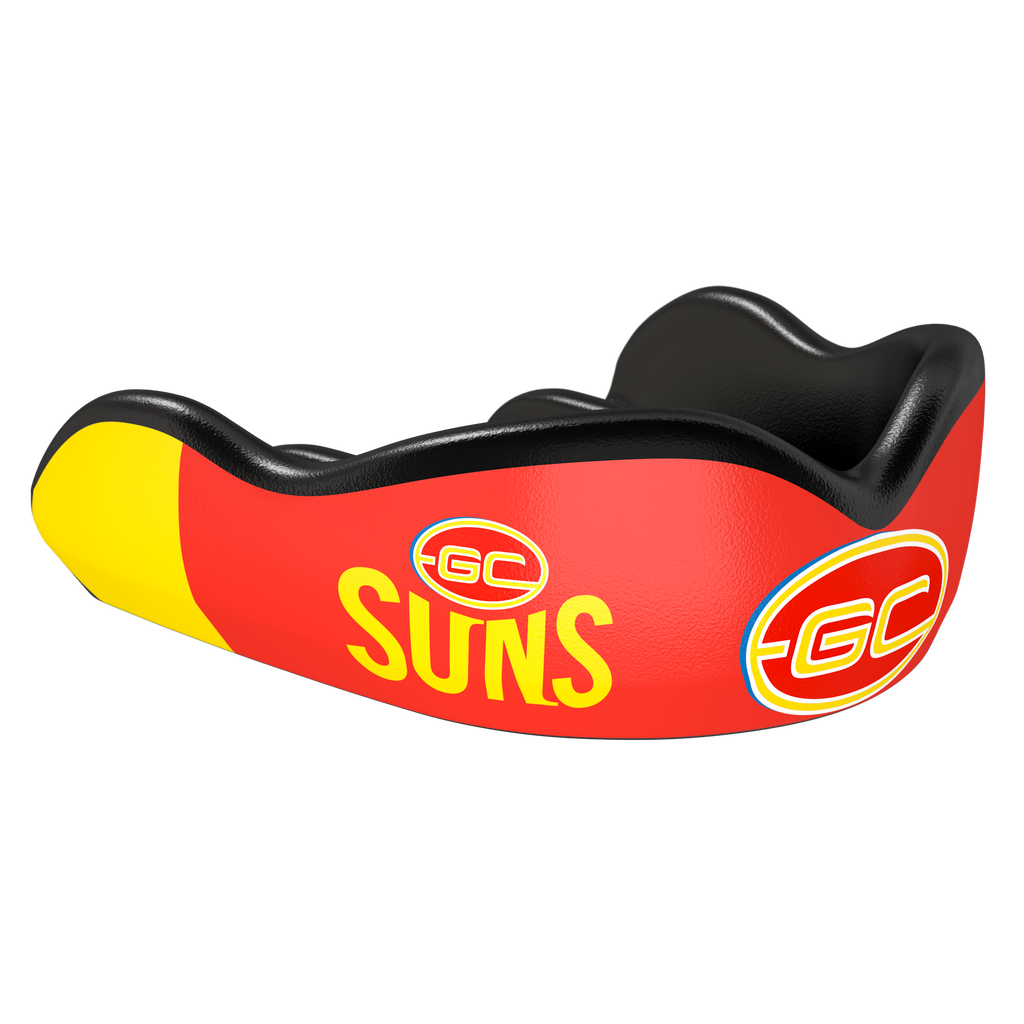 GC Suns AFL Boil & Bite Mouthguard