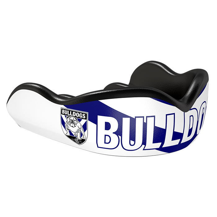 Canterbury-Bankstown Bulldogs NRL Custom Mouthguard