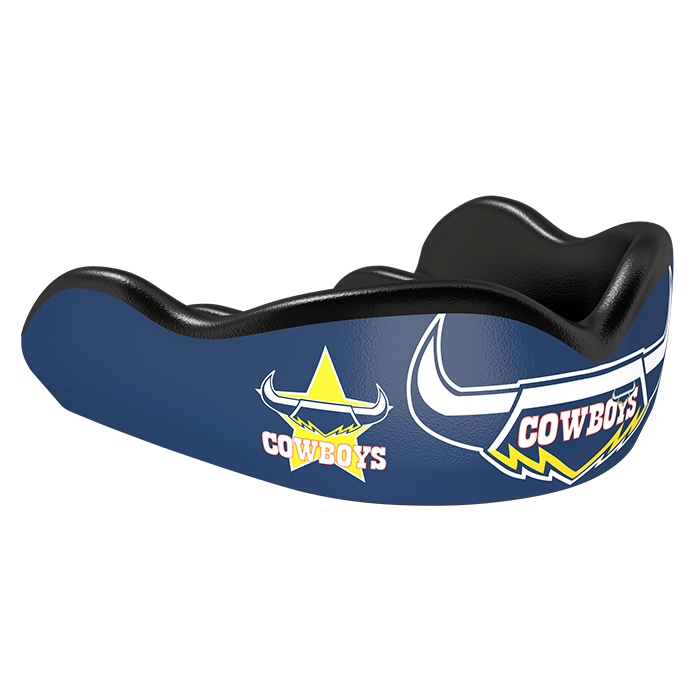 North Queensland Cowboys NRL Custom Mouthguard