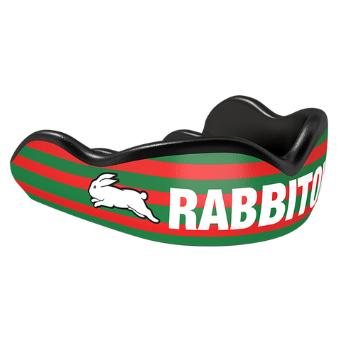 South Sydney Rabbitohs NRL Boil & Bite Mouthguard