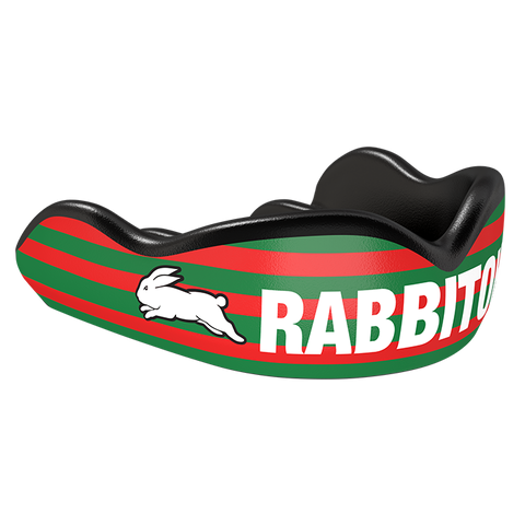 South Sydney Rabbitohs NRL Custom Mouthguard