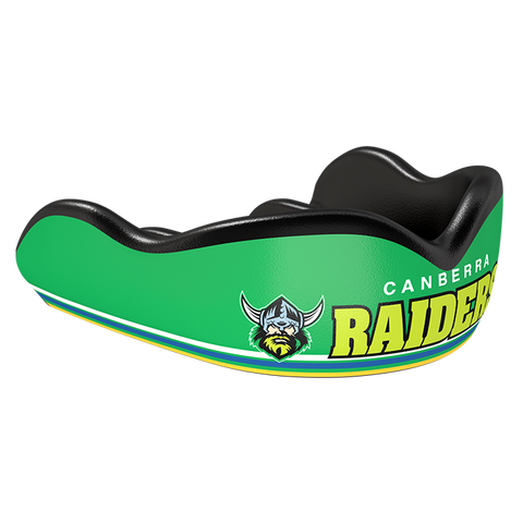 Canberra Raiders NRL Custom Mouthguard