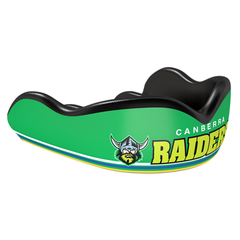 Canberra Raiders NRL Boil & Bite Mouthguard